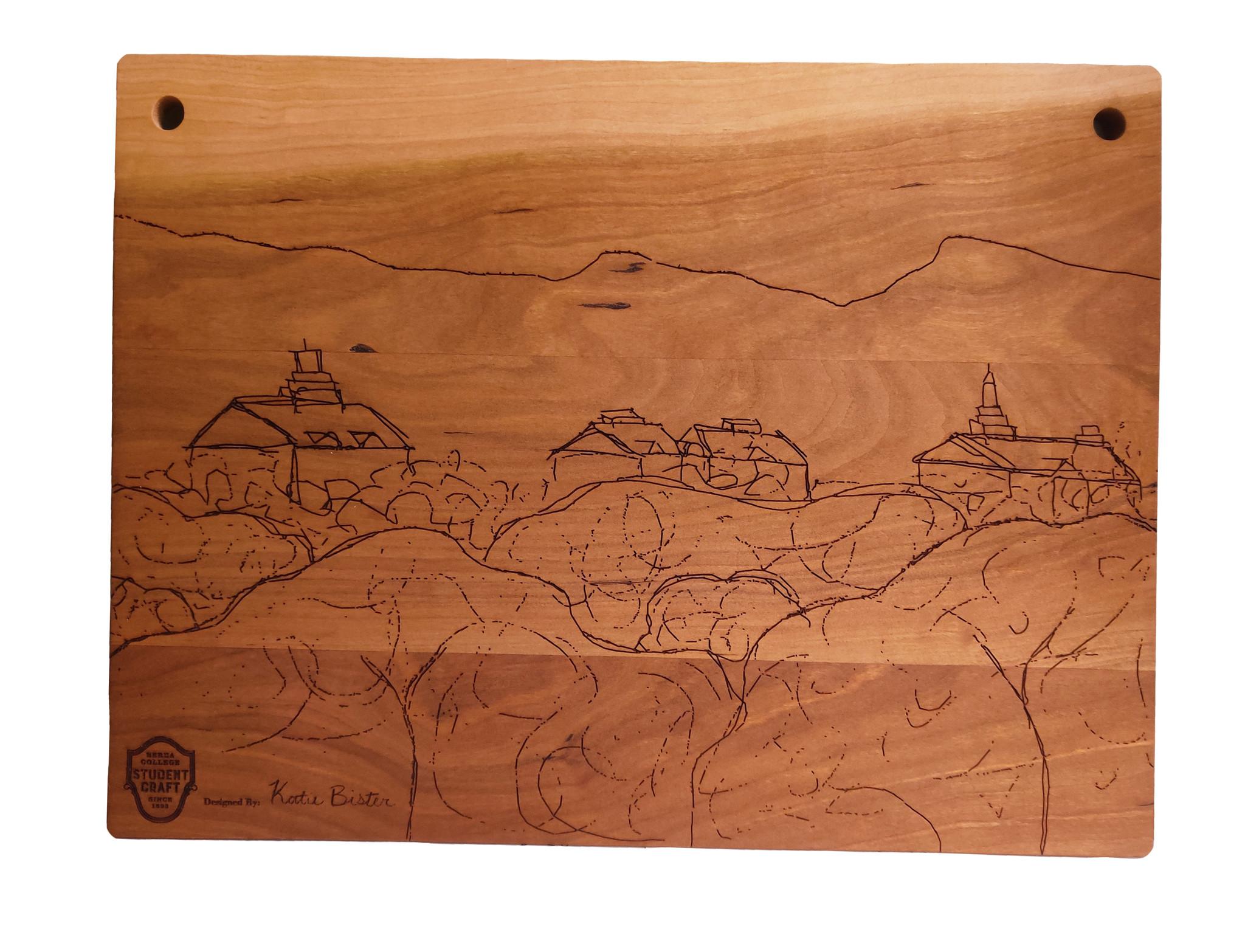 Berea Cutting Board-1