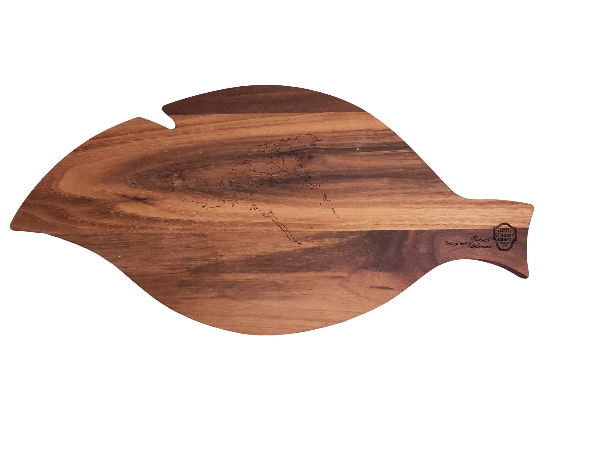 Leaf Cutting Board-1