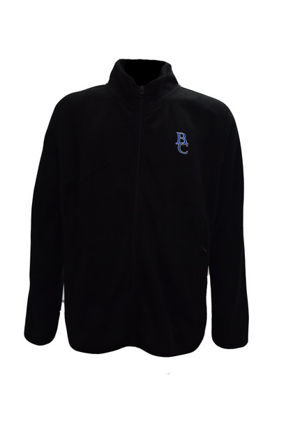 Black BC Peak Polar Fleece Jacket