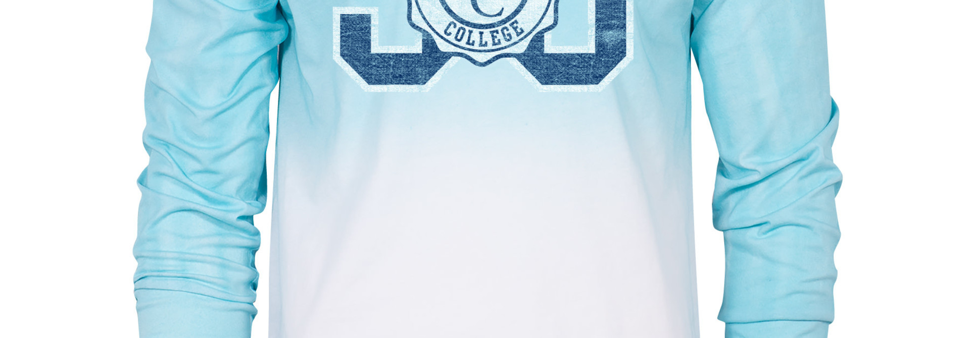 55 Berea College Dip-Dyed T-Shirt