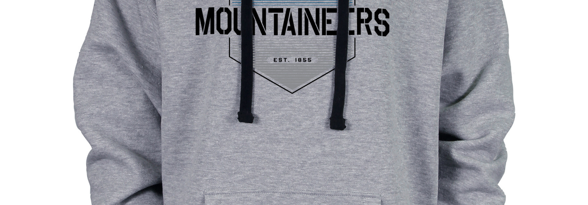 Hexagon BC Mountaineers Est. 1855 Hoodie