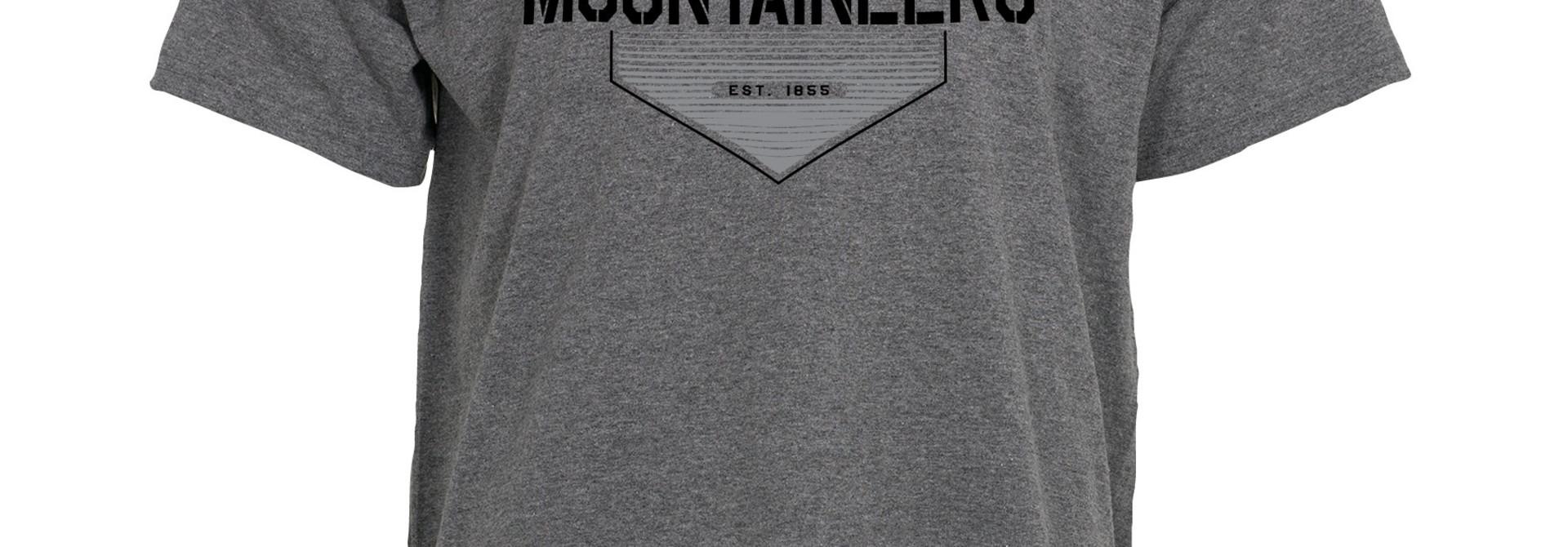 Hexagon BC Mountaineers Est. 1855 T-Shirt