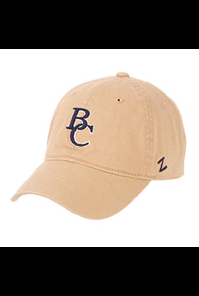 BC Khaki Ball Cap