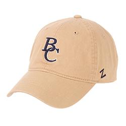 BC Khaki Ball Cap-1