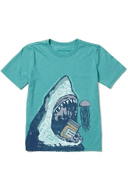 Great White Joke Youth T-Shirt