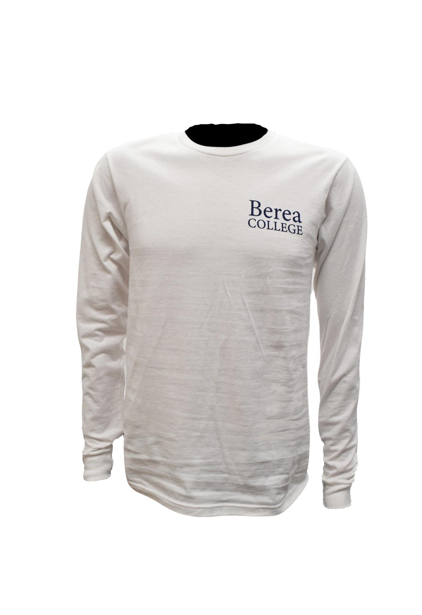 White Draper Hall Long Sleeved T-shirt-2