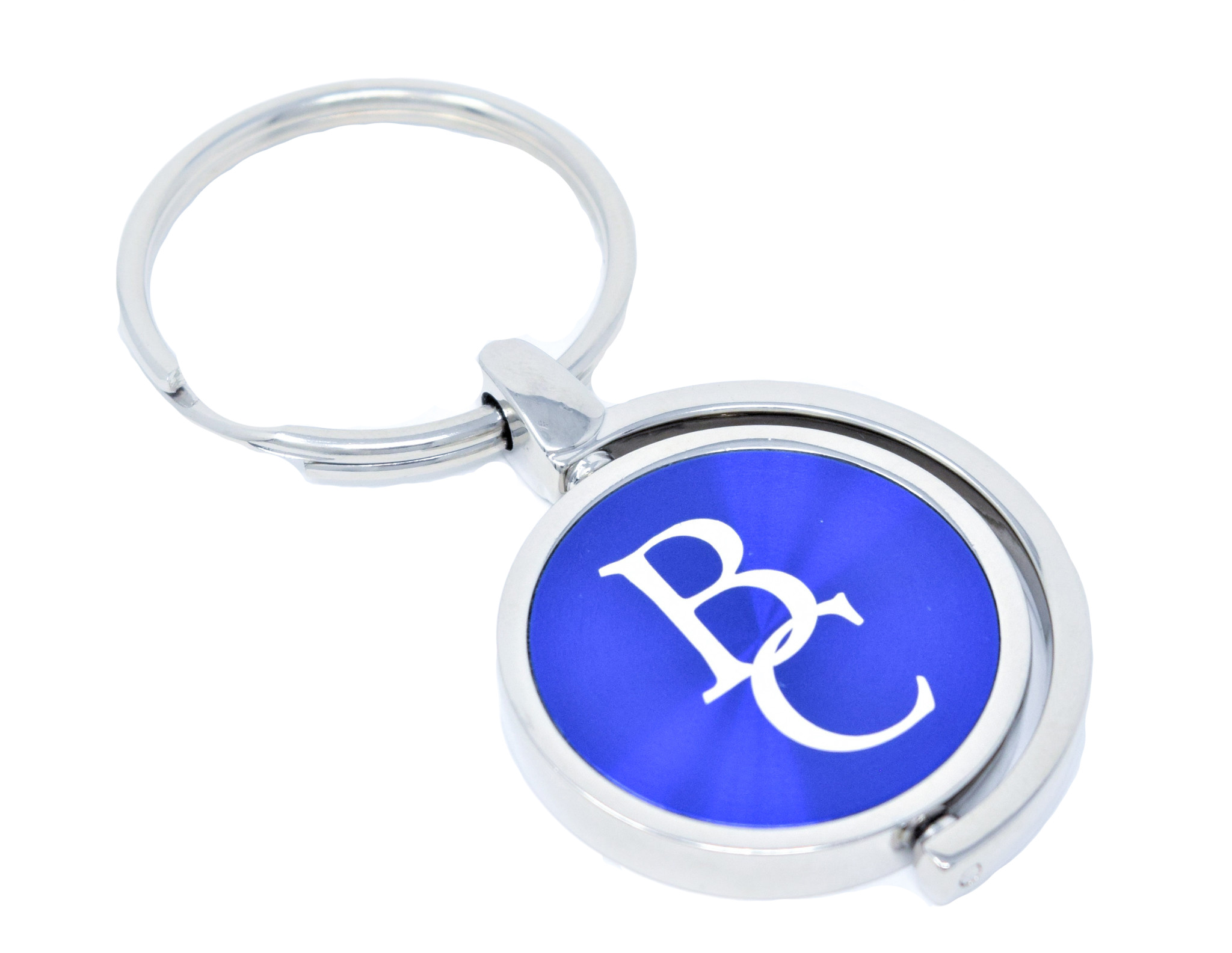 Spinning BC logo Key Chain-2