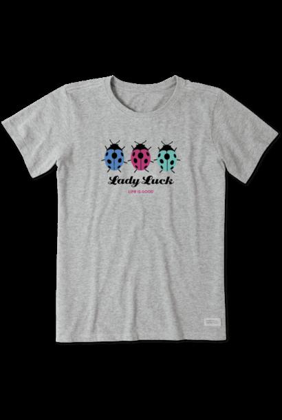 Lady Luck Crusher T-Shirt