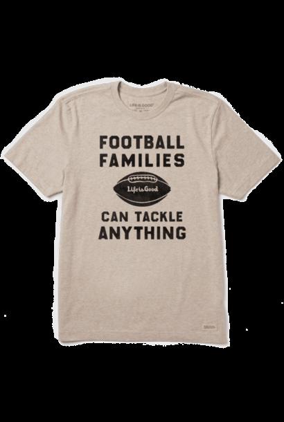 Football Families Crusher T-Shirt