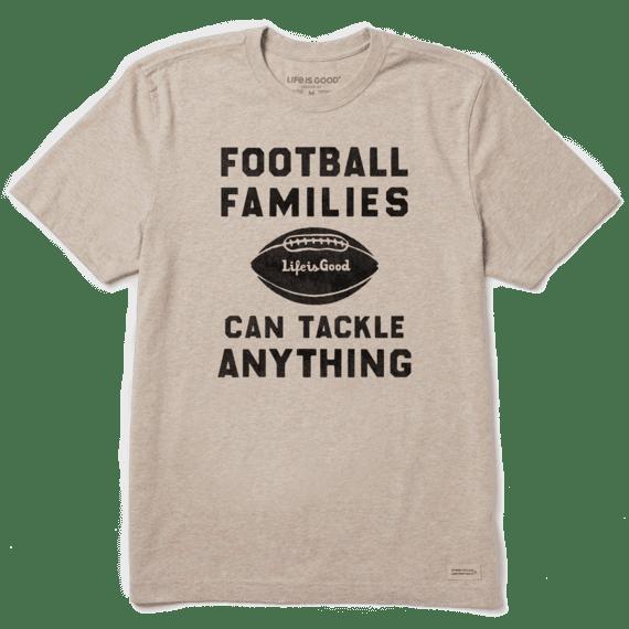 Football Families Crusher T-Shirt-1