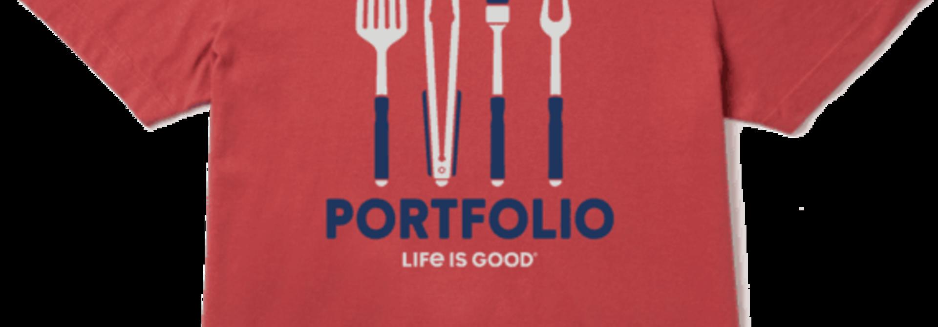 Diversified Portfolio Crusher T-Shirt
