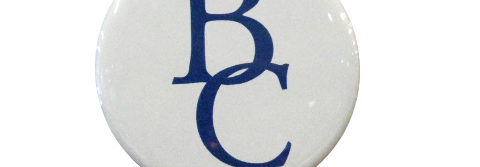 BC White Magnet