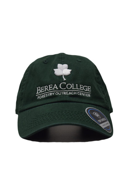 Green Berea College FOC Ball Cap
