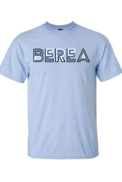 Light Blue Berea T- shirt