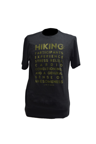 Hiking  T-shirt  Life Is Good