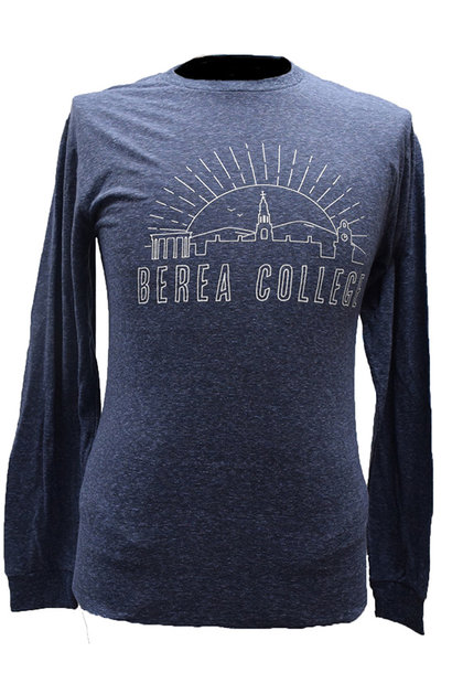 Berea College Adventurer logo Long sleeved