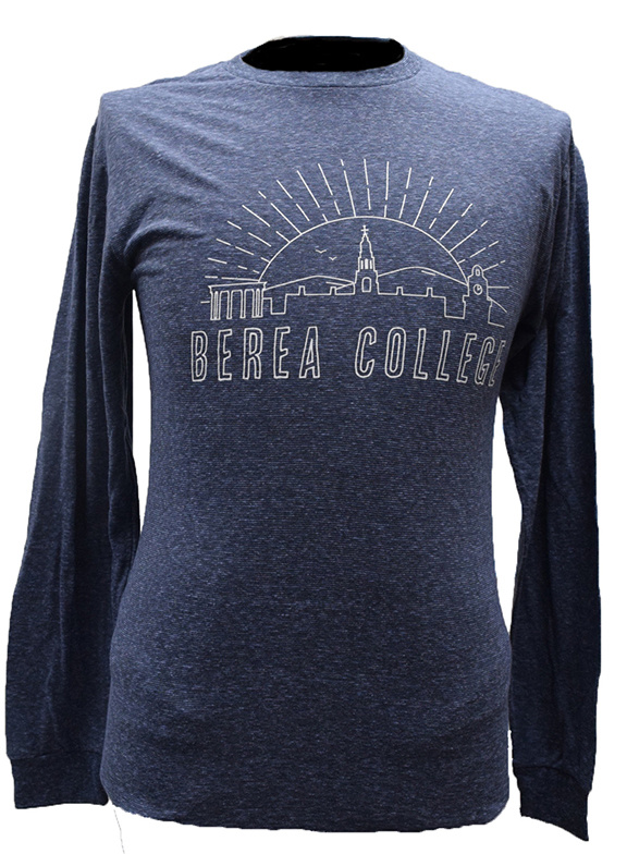 Berea College Adventurer logo Long sleeved-1
