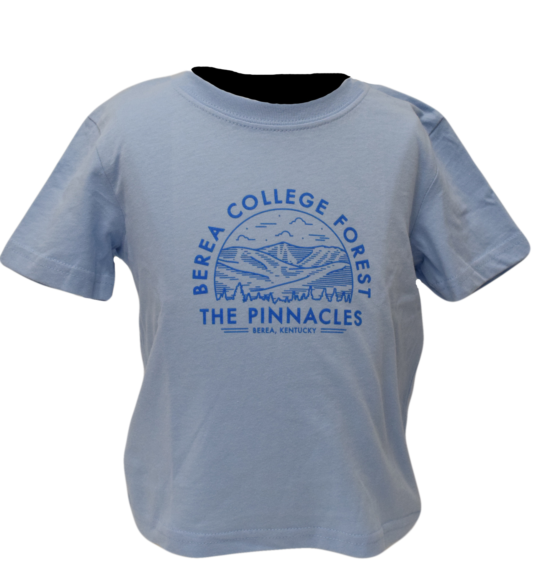 The Pinnacles Berea College Infant T-Shirt-1