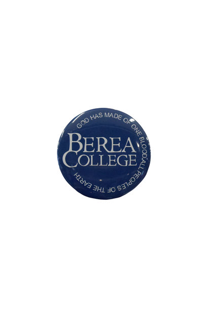 Berea College Blue Circle Logo Magnet