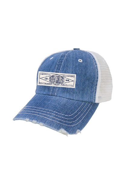 Frayed Berea College Ball Cap