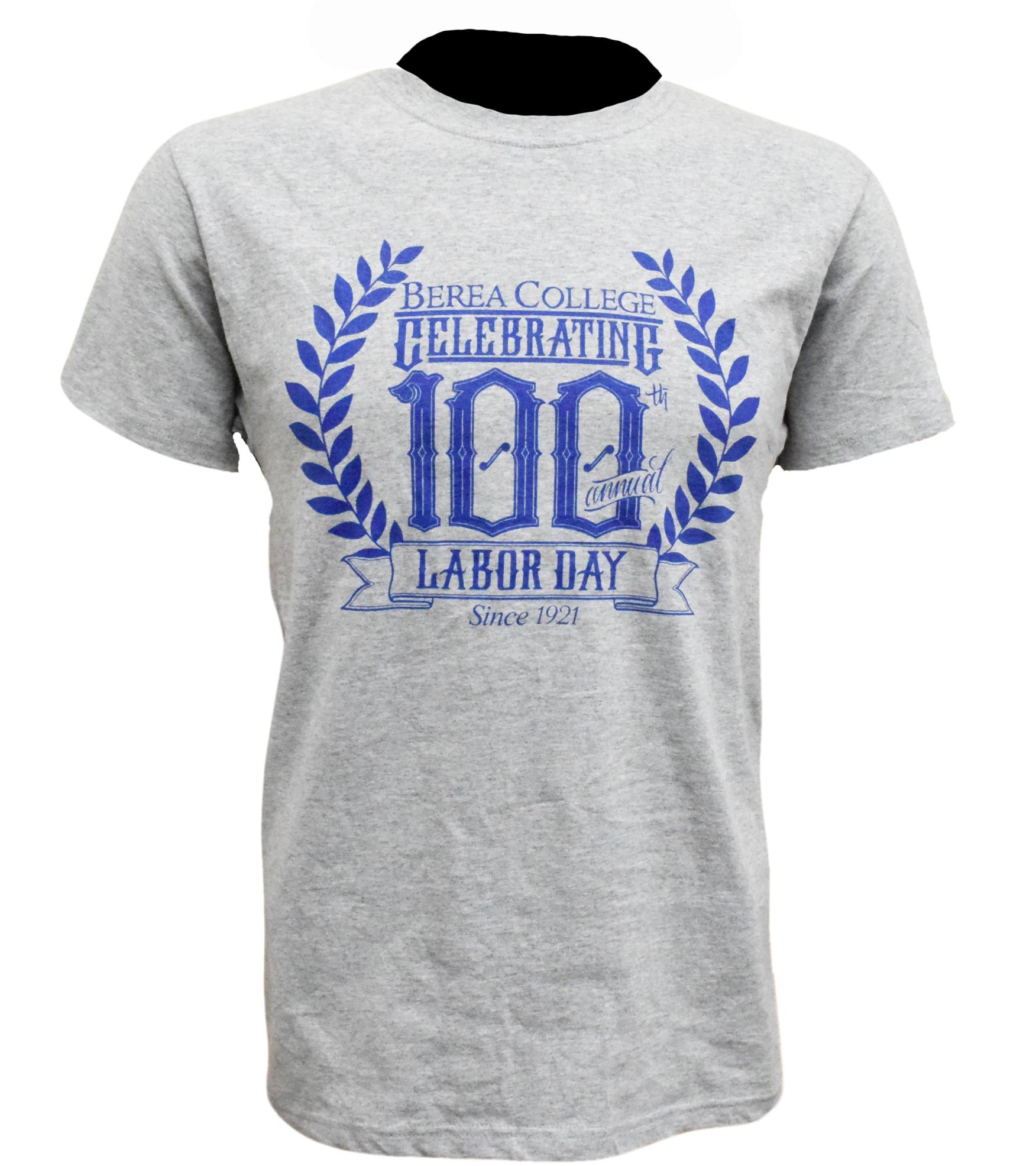 100th Annual Labor Day T-Shirt-2