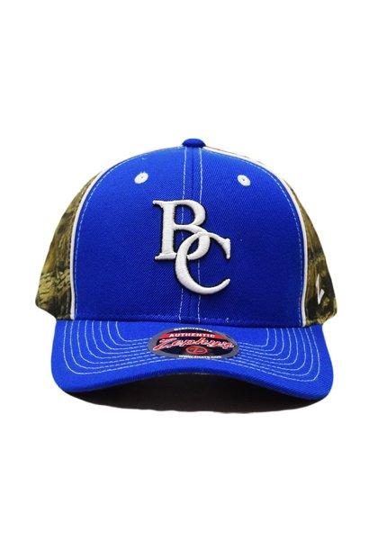 BC Camouflage Ball Cap