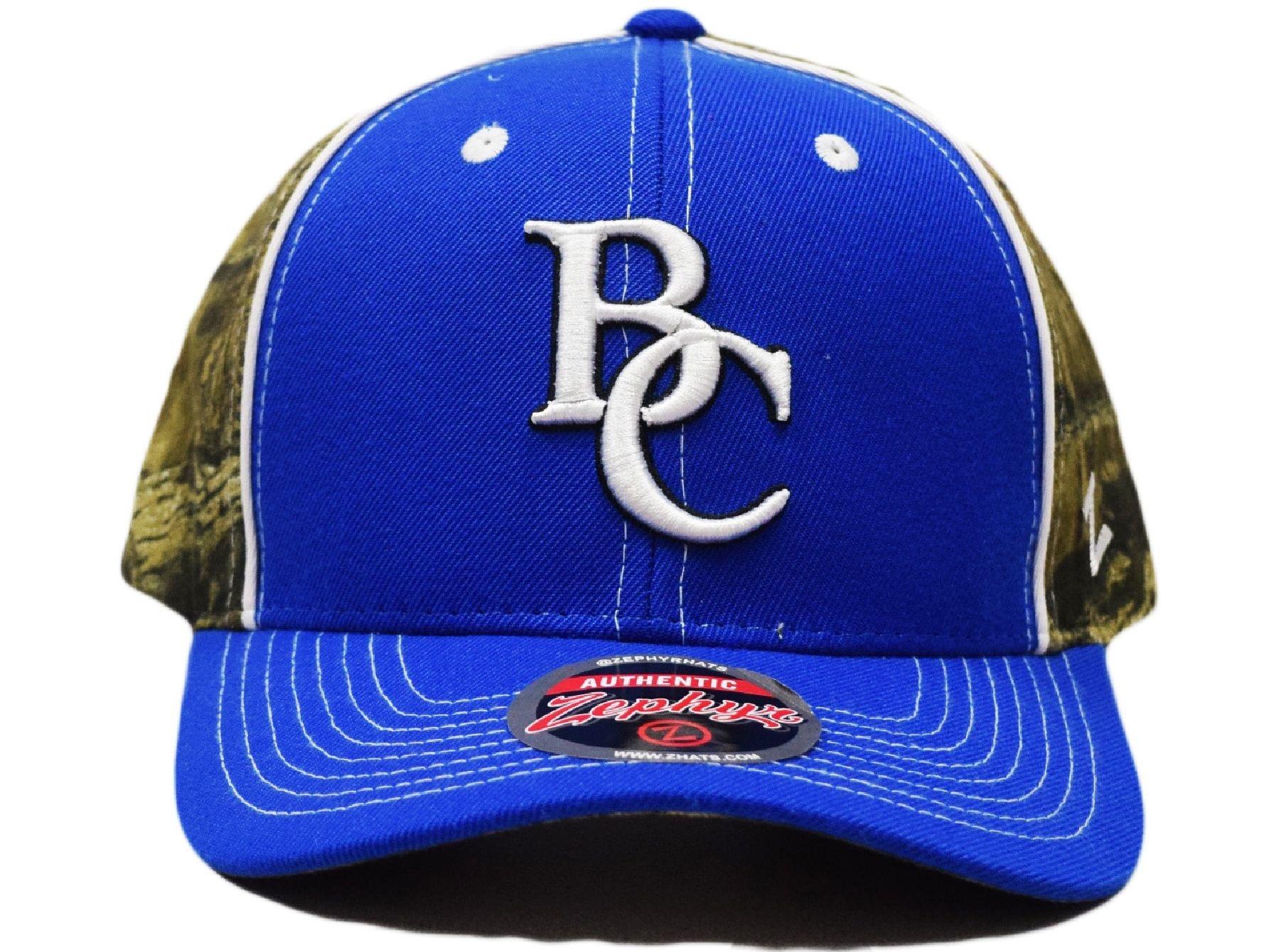 BC Camouflage Ball Cap-1