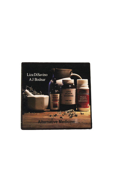Alternative Medicine by DiSavino, Elizabeth & Bodnar, A.J.