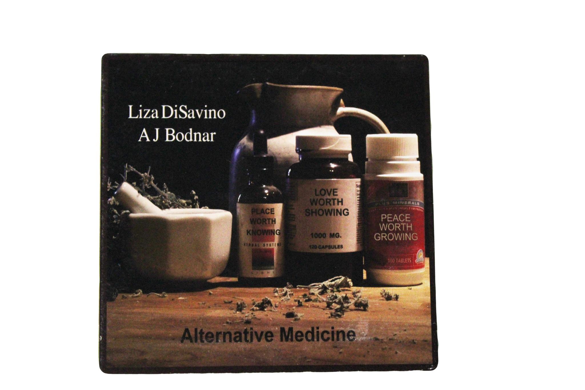 Alternative Medicine by DiSavino, Elizabeth & Bodnar, A.J.-1