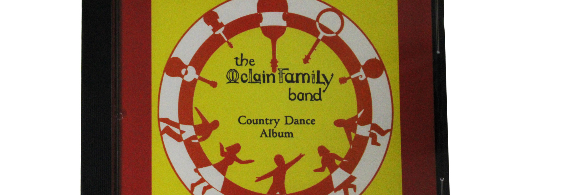 Country Dance Album by McLain Family Band