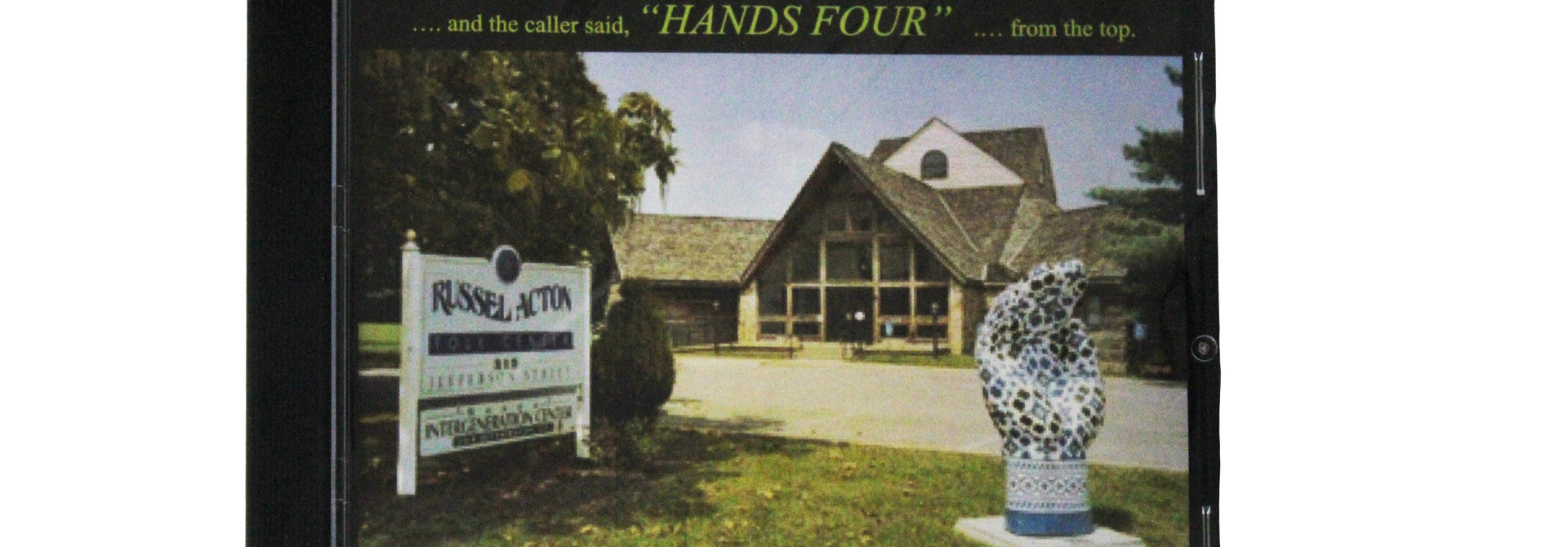 Hands Four by The Folk Circle Association
