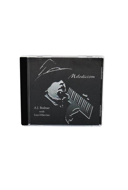 Melodicism by DiSavino, Elizabeth & Bodnar, A.J.