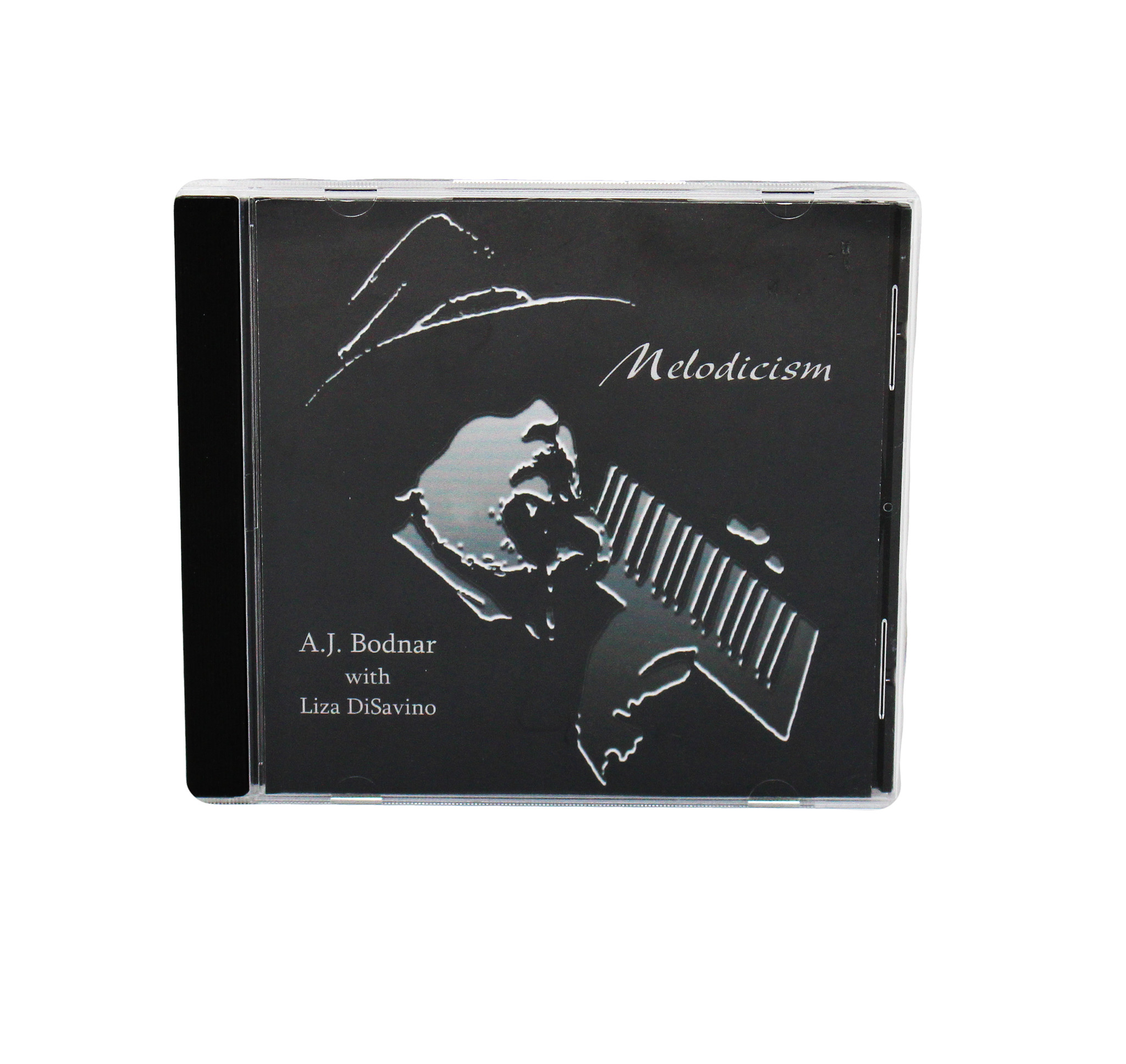 Melodicism by DiSavino, Elizabeth & Bodnar, A.J.-1