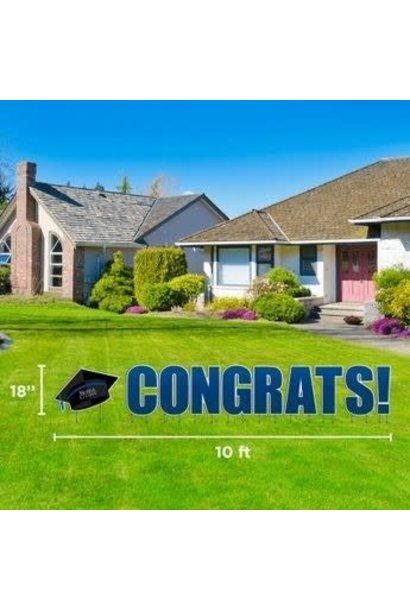 Congrats! Yard Sign*