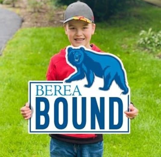 Berea Bound Yard Sign*-1