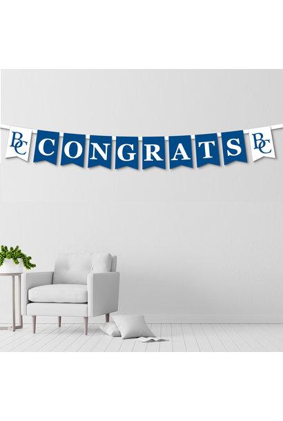 BC Congrats Banner