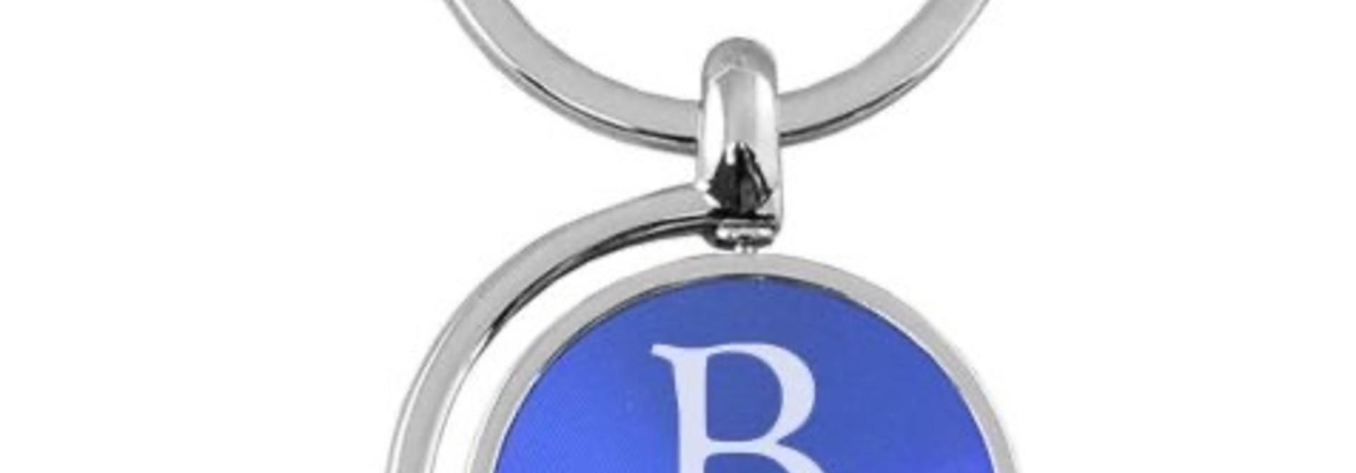 Spinning BC logo Key Chain