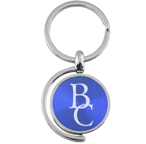 Spinning BC logo Key Chain-1