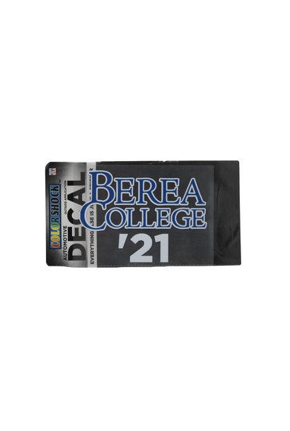 Graduation 2021 Decal