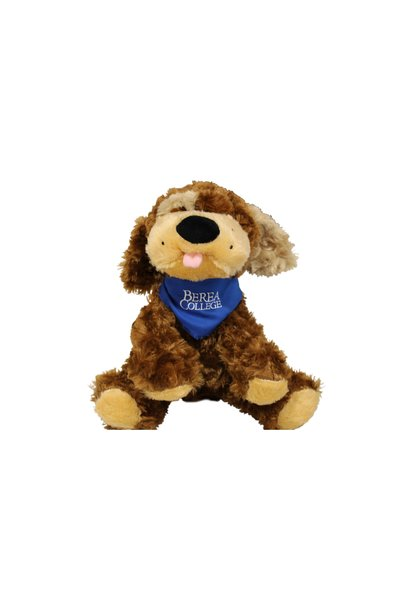Luke Plush Dog