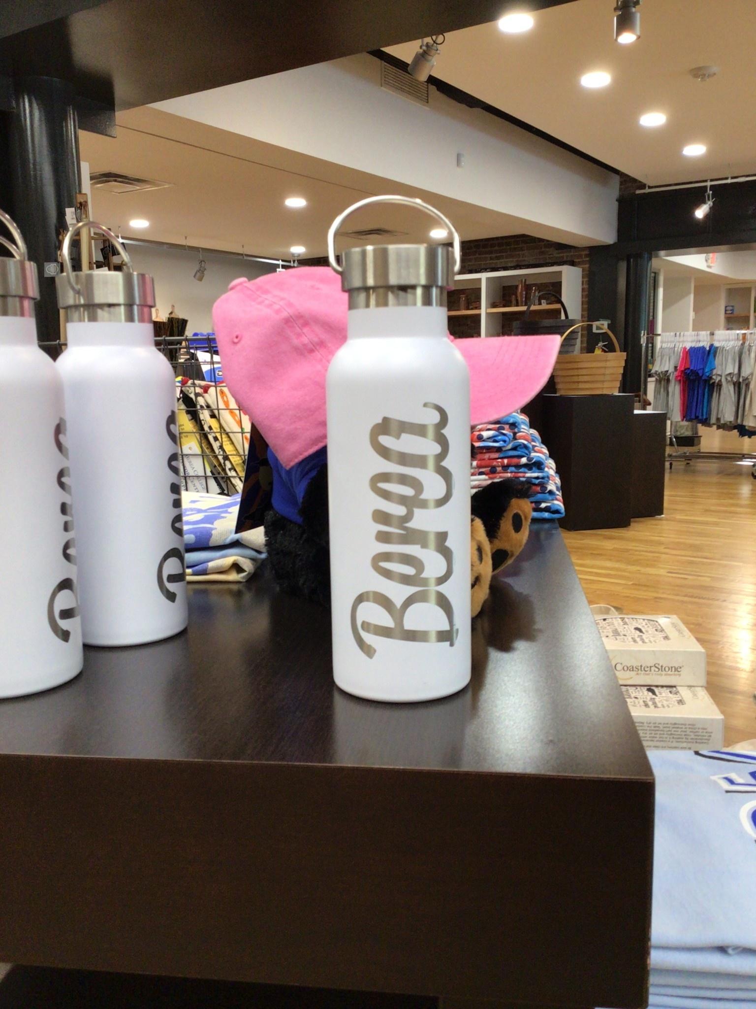 White Berea Water Bottle-2