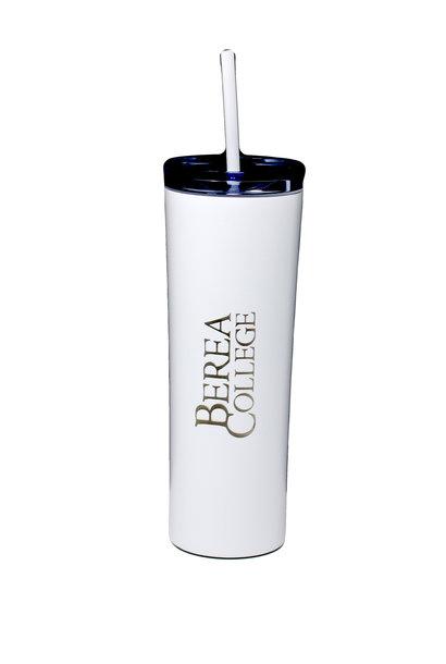 Berea College White Colormatch Tumbler