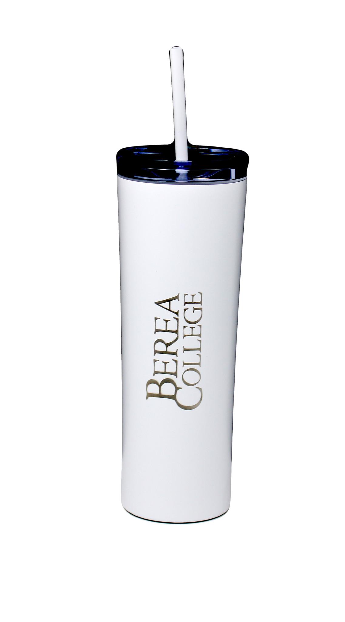 Berea College White Colormatch Tumbler-1