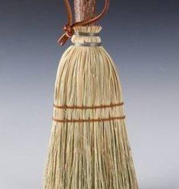 Berea College Crafts Whisk Broom Natural