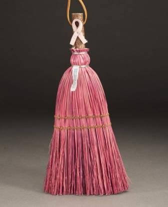 Berea College Crafts Whisk-Away-Cancer Broom