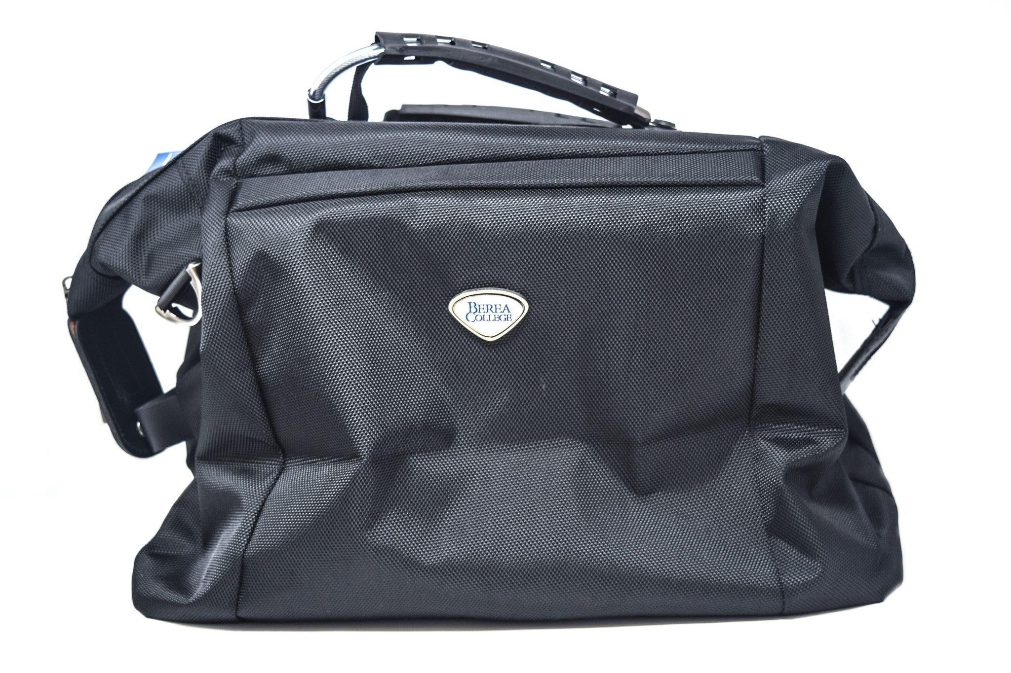 BC Interlock Berea College Duffel Bag-1