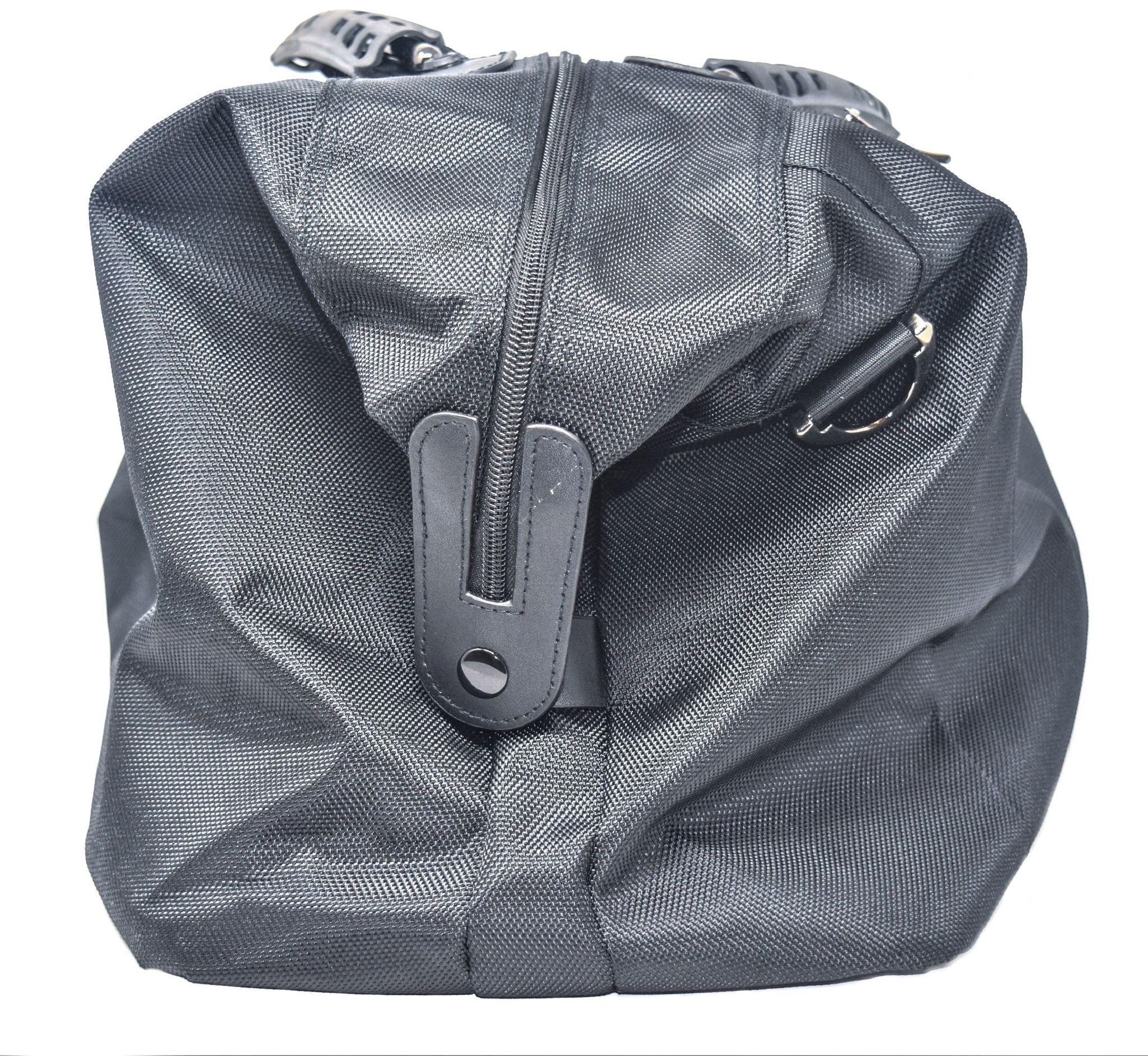 BC Interlock Berea College Duffel Bag-2