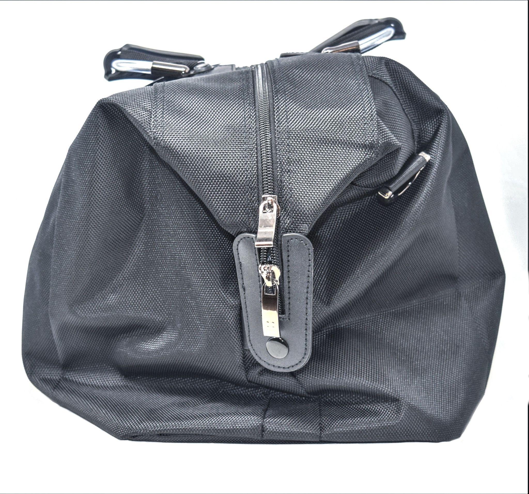 BC Interlock Berea College Duffel Bag-3