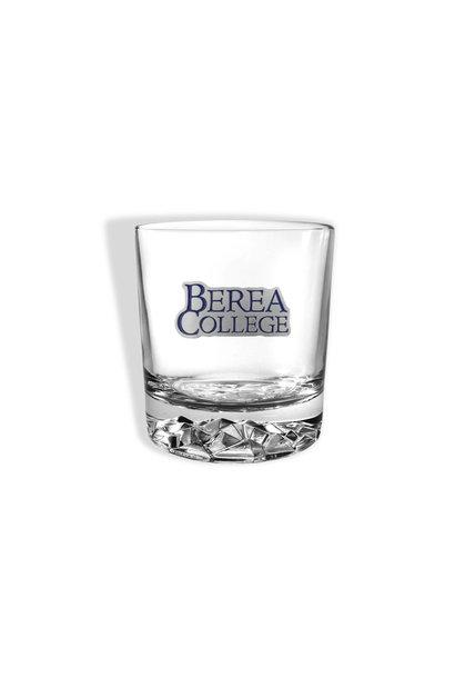 Berea College Rocks Glass