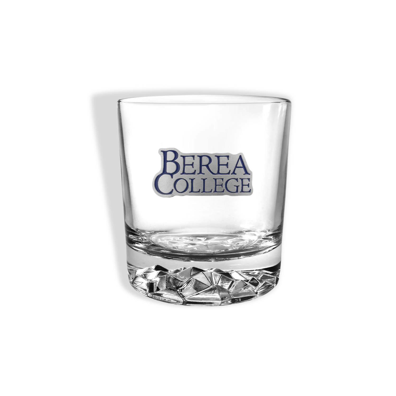 Berea College Rocks Glass-1